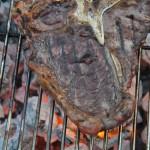 Well-Done - Garstufe beim Rinder-Steak vom Grill